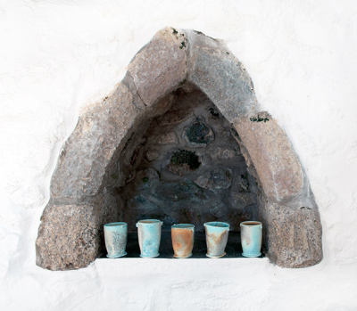 Blessing Cups by Jack Doherty