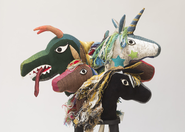 Katharine Griffith 'Hobby Horses, Unicorns & Dragons'