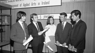 RDS prizewinners 1969