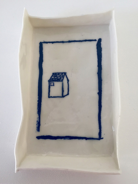 Sinead OConnell Ceramics Irish craft making Kinvara Galway KAVA
